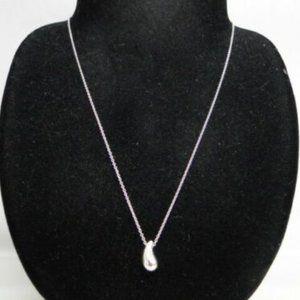 Tiffany & Co. Elsa Peretti 925 Silver Necklace
